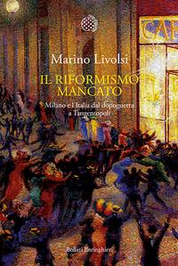 Livolsi - Il riformismo mancato cop