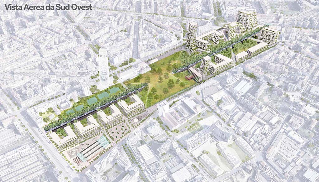 2021-Urbanfile-Milano-Progetto-Vista-aerea